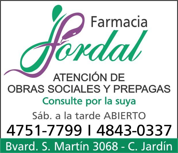 Farmacia Dordal