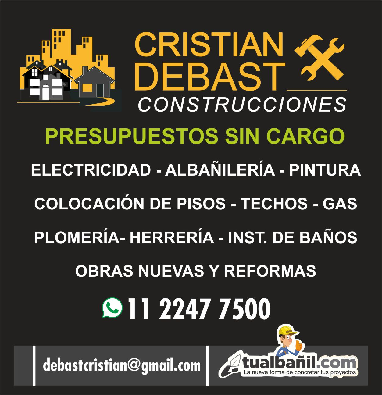 DEBAST CRISTIAN