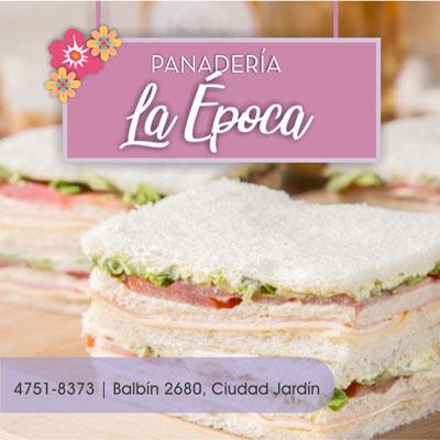 PANADERIA LA EPOCA