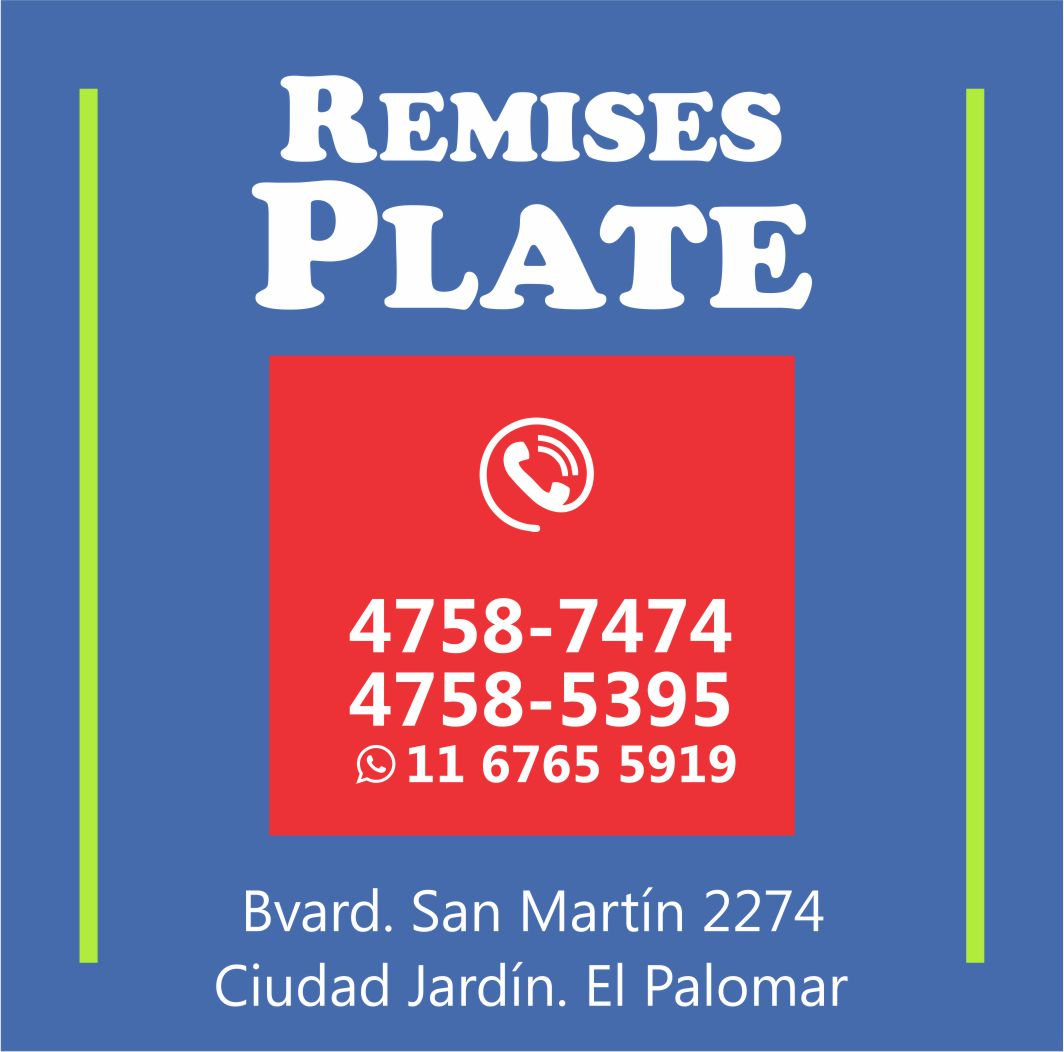 PLATE REMIS