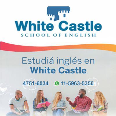 WHITE CASTLE LEARN ENGLISH