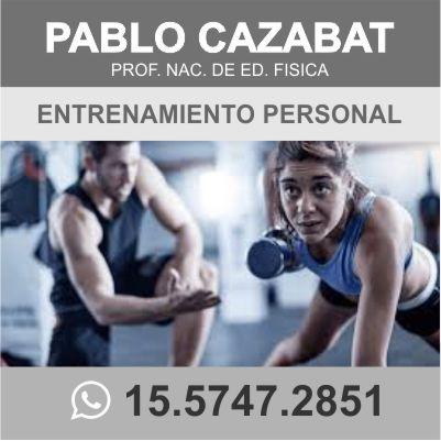 Prof. CAZABAT PABLO