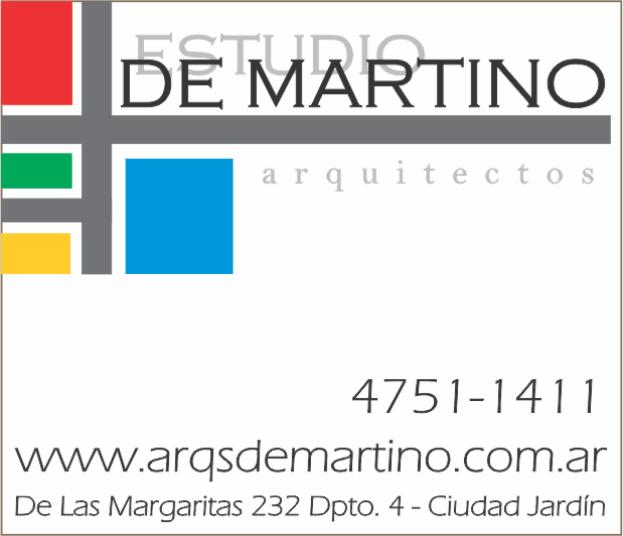 ARQ. DE MARTINO