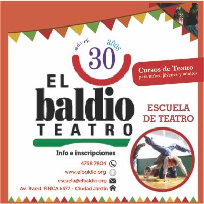 EL BALDIO TEATRO