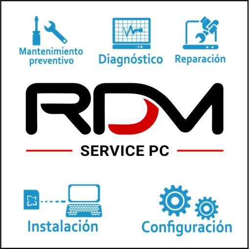RDM SERVICIO TECNICO