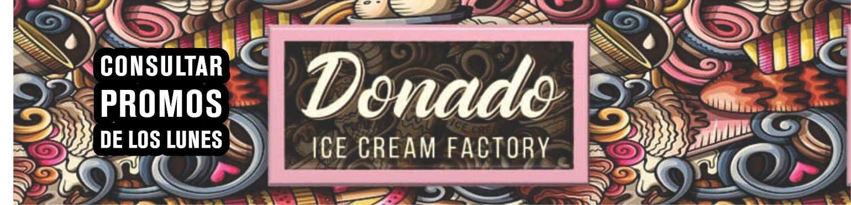 Donado Ice cream Factory