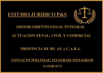 Estudio Jurídico P&S Abogados